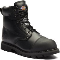 Dickies Mens Crawford Safety Boots Black Size 8