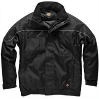 Dickies Mens Industry 300 Winter Jacket Black M