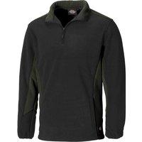 Dickies Mens Micro Fleece Olive / Black L