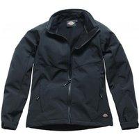 Dickies Ladies Foxton Waterproof Jacket Black 2XL