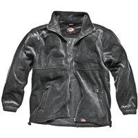 Dickies Mens Seville Fleece Jacket Grey XL