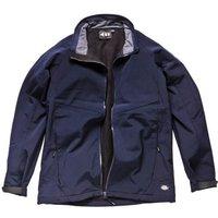 Dickies Mens Softshell Jacket Navy L