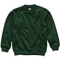 Dickies Mens Crew Neck Sweatshirt Green 4XL