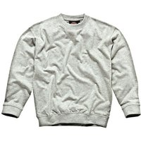Dickies Mens Crew Neck Sweatshirt Grey XL
