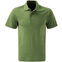 Dickies Mens Short Sleeve Polo Shirt Green 2XL