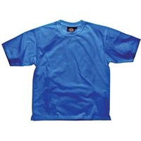 Dickies Mens Crew T Shirt Royal Blue 3XL