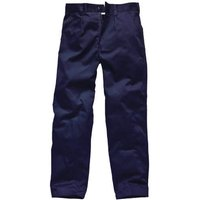 "Dickies Mens Reaper Trousers Navy Blue 44"" 34"""
