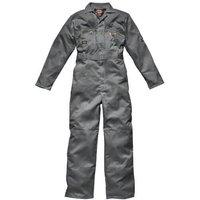 Dickies Mens Redhawk Overall Grey 44 30