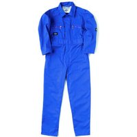 Dickies Junior Redhawk Overalls Royal Blue 28