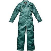 """Dickies Mens Redhawk Overalls Lincoln Green 36"""" 30"""""""