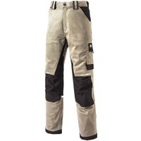 "Dickies GDT Premium Trousers Stone 36"" 31"""