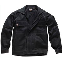 Dickies Mens Grafter Duo Tone Jacket Black 3XL