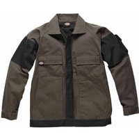 Dickies Mens Grafter Duo Tone Jacket Olive / Black 2XL