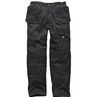 "Dickies Mens Redhawk Pro Trousers Black 42"" 32"""