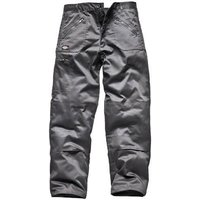 "Dickies Mens Redhawk Action Trousers Grey 36"" 31"""