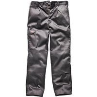Dickies Mens Redhawk Super Trousers Grey 28 32
