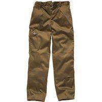 Dickies Mens Redhawk Super Trousers Khaki 38 29
