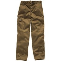 "Dickies Mens Redhawk Super Trousers Khaki 42"" 33"""