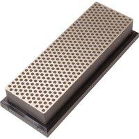DMT 150mm Diamond Whetstone & Plastic Case Extra Coarse
