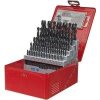 Dormer A190-209 91 Piece HSS Jobber Drill Bit Set
