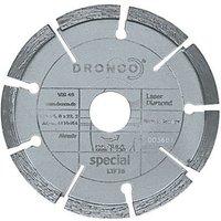 Dronco LTF 76 SPECIAL Diamond Mortar Raking Disc 115mm Pack of 1
