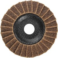 Dronco G-VA Polishing Flap Disc 115mm Coarse Pack of 1
