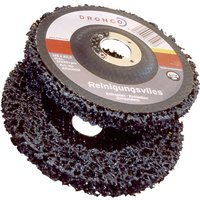 Dronco Fleece Cleaning Disc 115mm Coarse Pack of 1