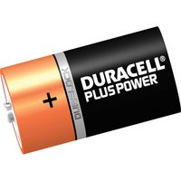 Duracell D Cell Plus Power Battery Pack of 2