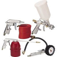 Einhell 5 Piece Air Tool Kit