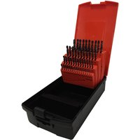 Osborn 50 Piece HSS 1.0 - 5.9mm By 0.1mm Drill Set