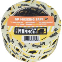 Everbuild Masking Tape 19mm 50m