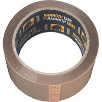 Everbuild Packaging Tape Brown 48mm 50m