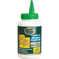 Everbuild Lumberjack 30 Minute Polyure Wood Adhesive Liquid 750ml