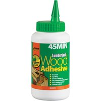 Everbuild Lumberjack 45 Minute Polyure Wood Adhesive 750ml