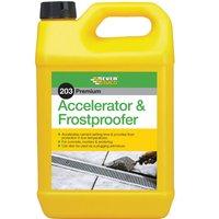 Everbuild Accelerator & Frostproofer 5l