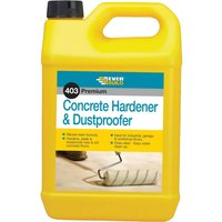 Everbuild Concrete Hardener and Dustproofer 5l