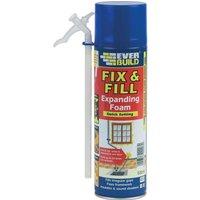 Everbuild Fill and Fix Expanding Foam 500ml