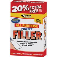 Everbuild All Purpose Powder Filler 585g