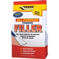 Everbuild All Purpose Powder Filler 5kg
