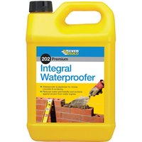 Everbuild Integral Liquid Waterproofer 5l
