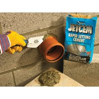 Everbuild Jetcem Rapid Set Cement 6kg