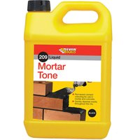 Everbuild Liquid Mortar Tone Black 1l