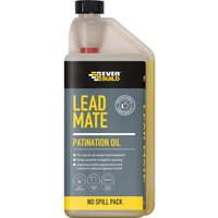 Everbuild Lead Mate Patination Oil 1l
