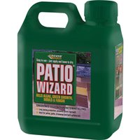 Everbuild Patio Wizard Mould & Fungus Remover Concentrate 1l