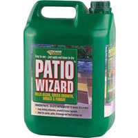 Everbuild Patio Wizard Mould & Fungus Remover Concentrate 5l