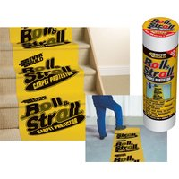 Everbuild Roll & Stroll Premium Carpet Protector 600mm 20m