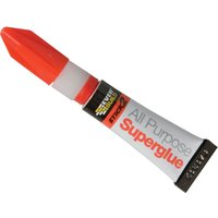 Everbuild Stick 2 All Purpose Super Glue 3ml