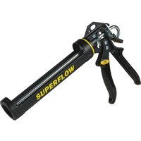 Everbuild Superflow Caulking, Mastic & Sealant Gun