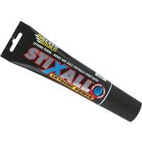 Everbuild Stixall Easi Squeeze Sealant & Adhesive White 80ml