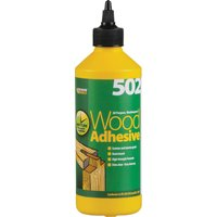 Everbuild All Purpose Weatherproof Wood Adhesive 500ml